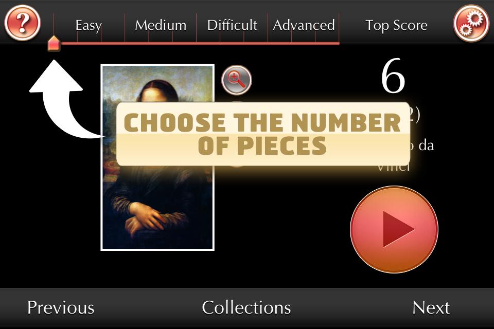 Screenshot uJigsawArt – Jigsaw Puzzle Games